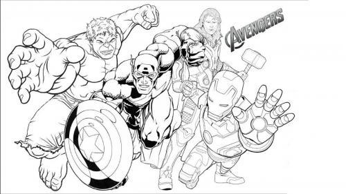 stampa hulk