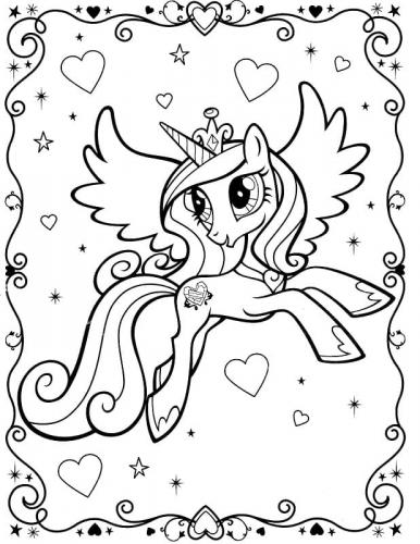 Stampa My Little Pony