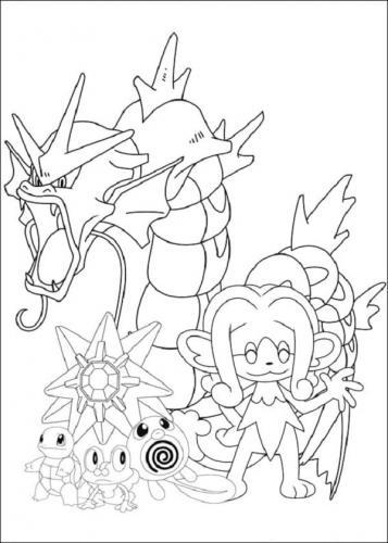 stampa Pokémon