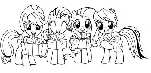Stampe di My Little Pony