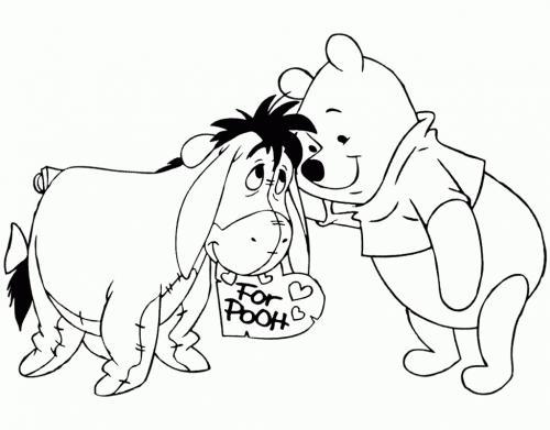 stampe winnie the pooh