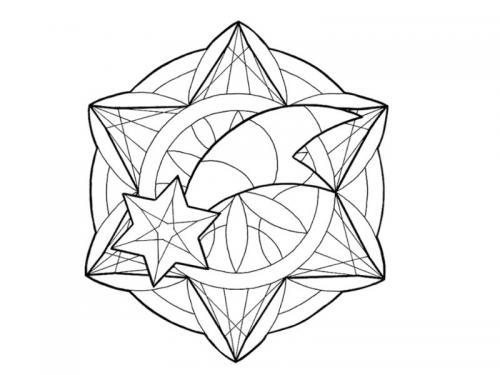 stella disegnare