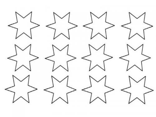 stelle disegni