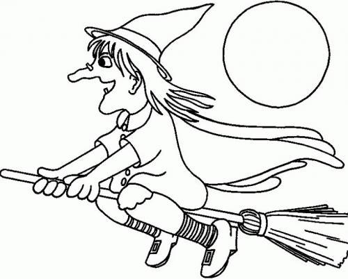 strega che ride