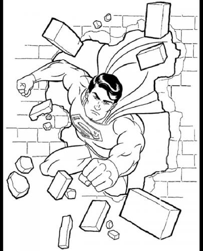 Superman immagini