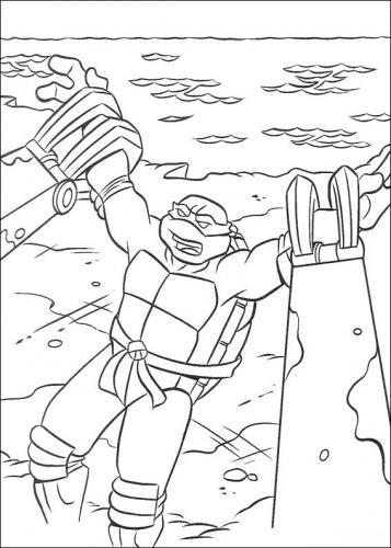 tartaruga ninja leonardo
