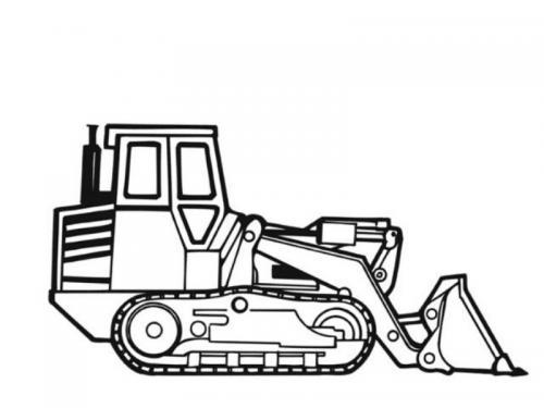 trattori disegni