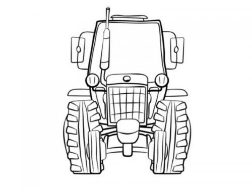 trattori immagini