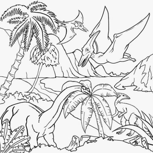 tutti i dinosauri del mondo