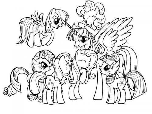 Tutti i My Little Pony