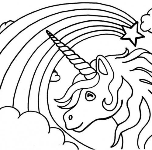 unicorni arcobaleno