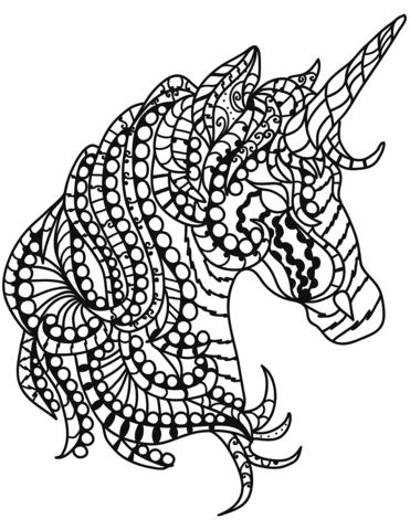 unicorni disegni