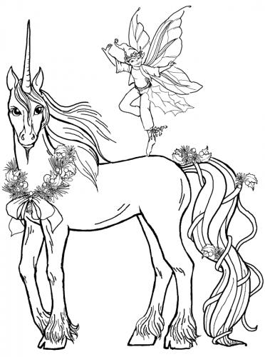 unicorni e fate