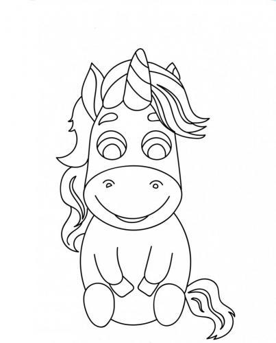 unicorni kawaii