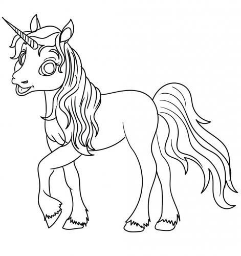 unicorni manga