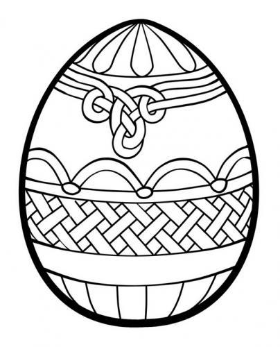 uova di pasqua da stampare