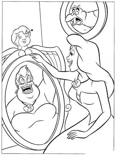 Ursula della sirenetta