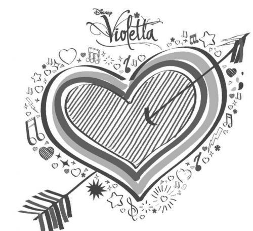 violetta cuore