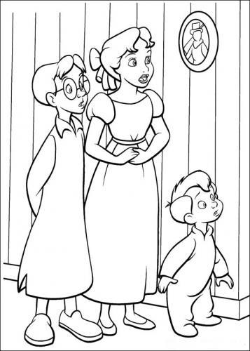 Wendy, Gianni e Michele