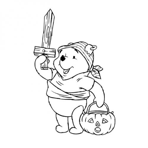 winnie the pooh disegni