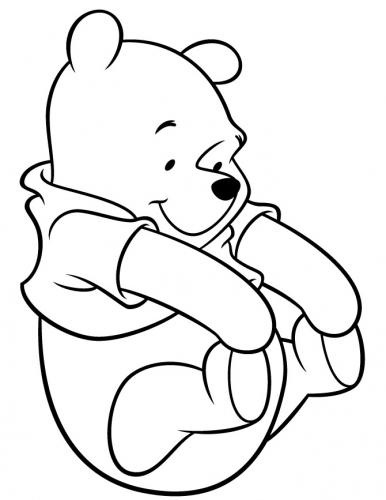 winnie the pooh disegno