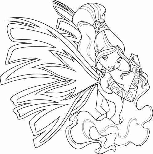 winx sirenix Roxy